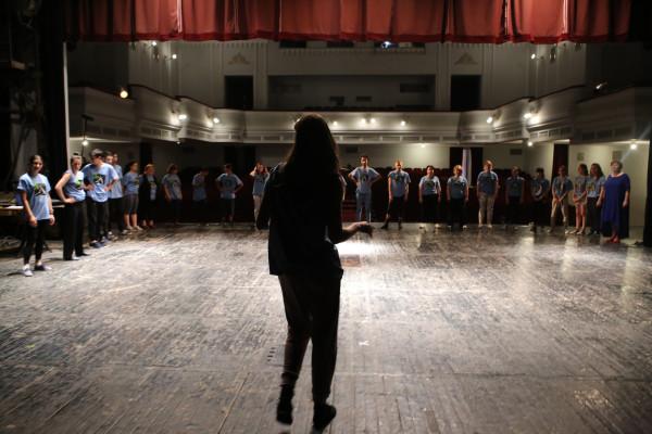 Tanz in der Schule